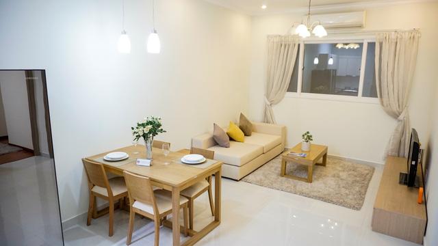 Căn hộ Green Town Bình Tân có giá chỉ từ 799 triệu đồng/căn 2 phòng ngủ mang đến không gian sống tuyệt hảo, dễ dàng cho người lao động sở hữu.