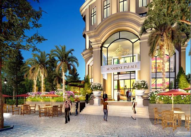 Sunshine Palace hiện có giá rất cạnh tranh ở khu vực phía Nam.