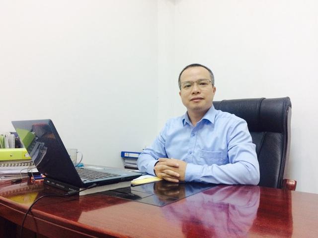 Ông Nguyễn Danh Sơn – GĐKD Chủ đầu tư Hateco.