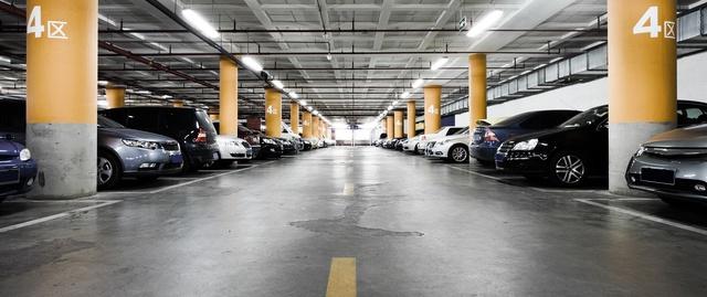 Ecolake View có diện tích đỗ xe ô tô lên tới 42.000m2.