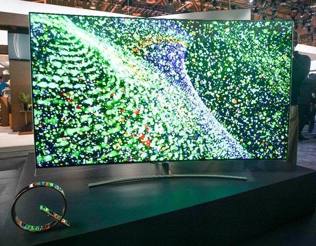 TV QLED thể hiện 100% màu sắc, cho trải nghiệm thật như cuộc sống.