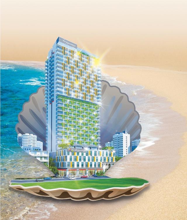 """Ariyana Smart Condotel như một """"bài thơ trên cát"""" để gia chủ tận hưởng những kỳ nghỉ dưỡng tuyệt vời cùng gia đình, bạn bè, đối tác tại phố biển Nha Trang."""