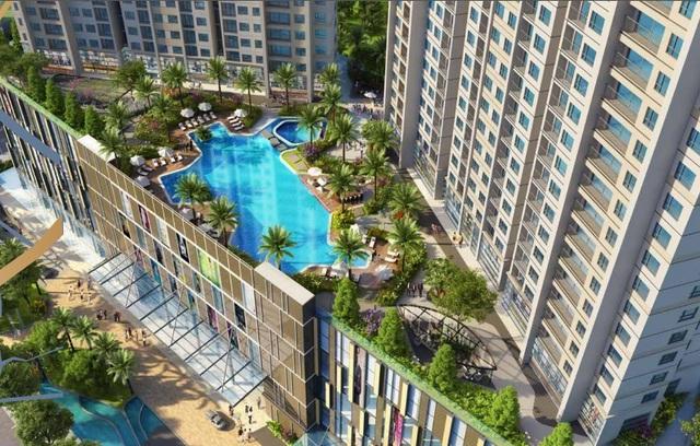 Tòa C7 sở hữu nhiều ưu điểm từ vị trí đẹp đến tầm nhìn panorama đắt giá và hệ thống tiện ích đặc quyền cho cư dân.