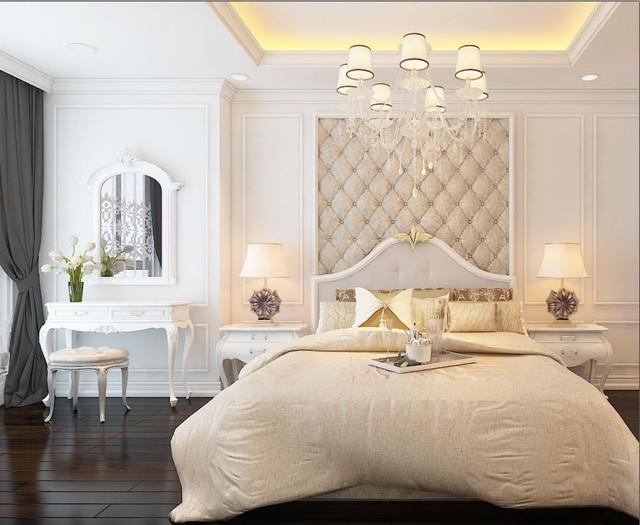 Người mua nhà sẽ được trực tiếp trải nghiệm không gian, tiện ích đẳng cấp tại căn hộ mẫu Sunshine Palace.