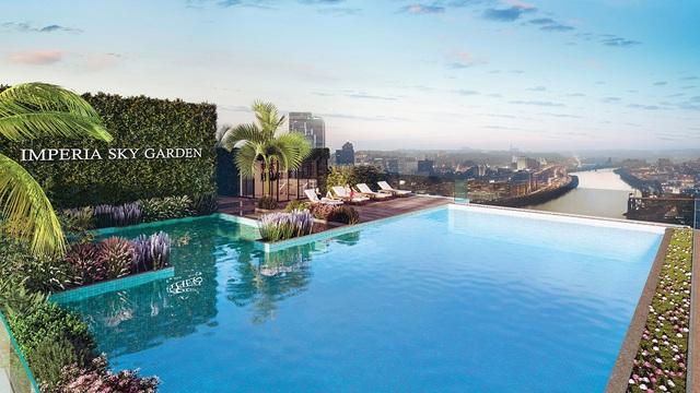 Dự án Imperisa Sky Garden do MIK Group phát triển.