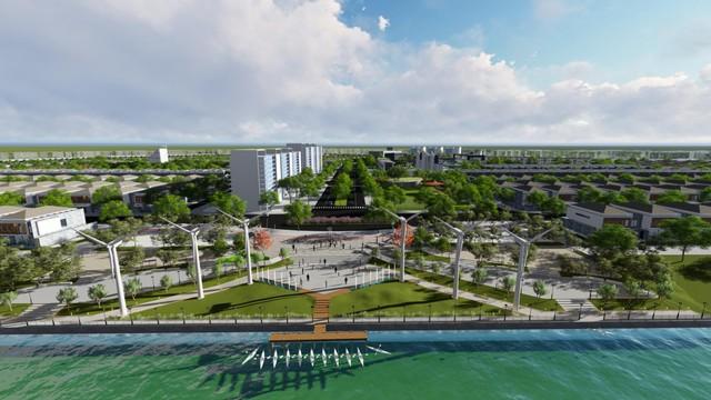 Light Square – quảng trường ánh sáng bên sông tại Đà Nẵng mang đến những trải nghiệm hoàn khó quên cho mọi cư dân.