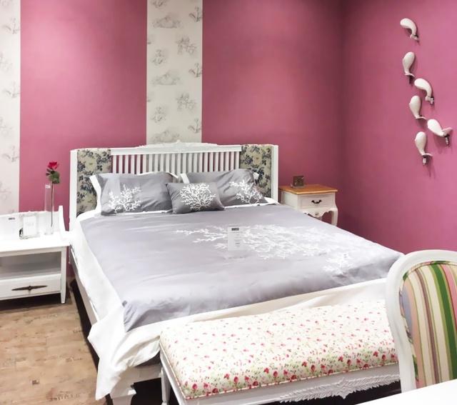 Không gian phòng ngủ với thiết kế trang nhã.