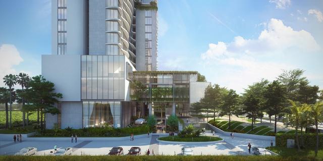 Coco Ocean-Spa Resort đang thổi làn gió mới vào thị trường đầu tư Hà Nội.