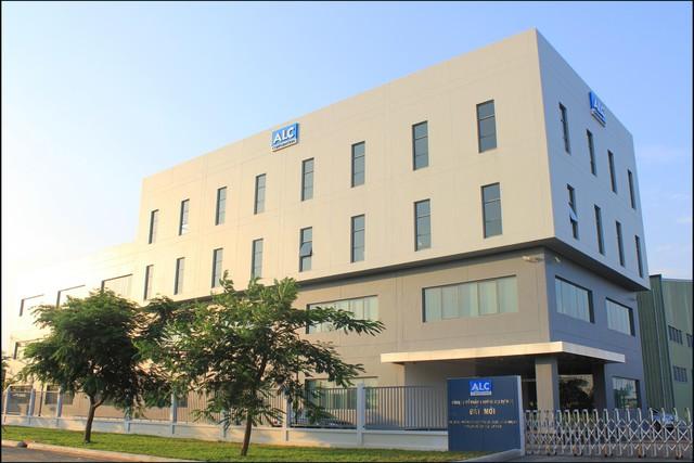 Trụ sở Công ty Đất Mới (ALC).