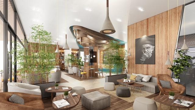 Ariyana Smart Condotel gồm 394 căn hộ có (diện tích 49 – 114m2) được thiết kế tinh tế, sang trọng.
