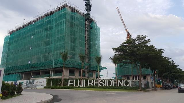 Dự án Flora Fuji sẽ bàn giao nhà vào quí IV/2017.