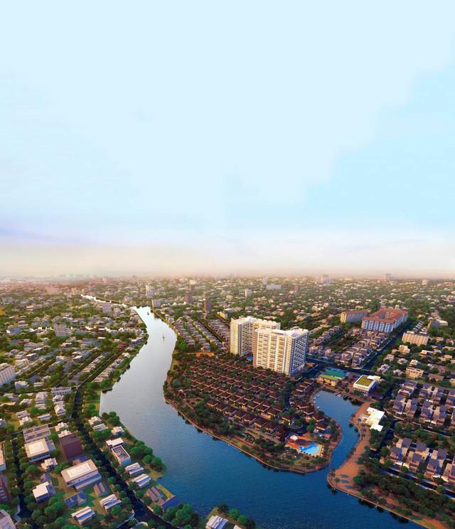 Khu Đông đang là điểm đến mới cho các nhà đầu tư.