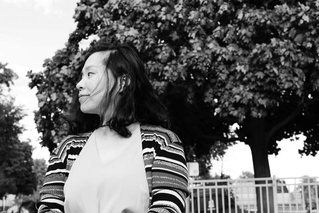 Chị Quỳnh Nga – cư dân của tòa E tại Mulberry Lane, Mỗ Lao, Hà Đông, Hà Nội.