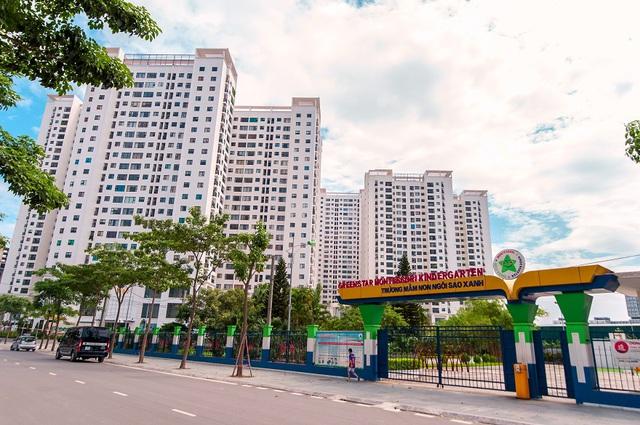 Cư dân An Bình City được hưởng lợi từ cơ sở hạ tầng hoàn thiện và sẵn có trong toàn KĐT.