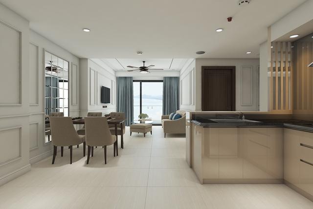 Trang bị đầy đủ nội thất và thiết bị điện tử từ các thương hiệu quốc tế, chủ sở hữu Luxury Apartment có thể đưa căn hộ vào cho thuê hoặc chuyển đến ở ngay lập tức.