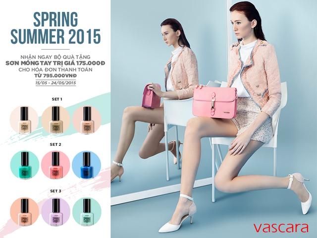 Khám phá những gu màu sắc phụ kiện thời thượng cho tháng hè rực rỡ. 10