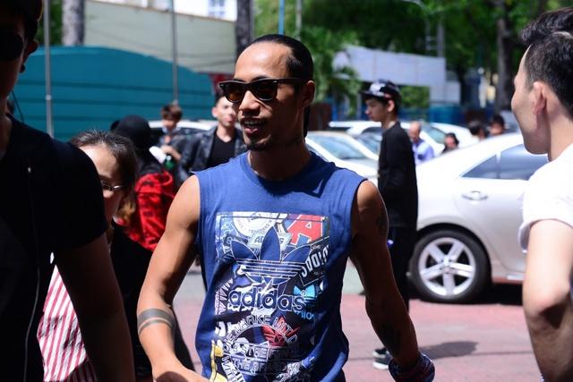 Sau Ông Cao Thắng, Phạm Anh Khoa lại đụng độ nhóm 365