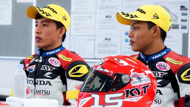 Về nhất chặng cuộc đua mô tô châu Á, chàng trai Việt chia sẻ bí quyết chiến thắng - Ảnh 4.
