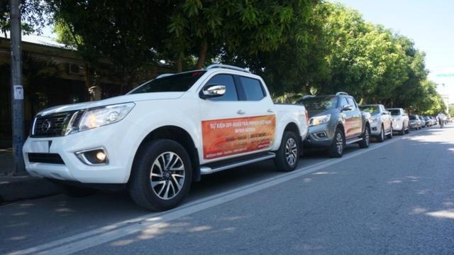 Nissan roadshow tại thành phố Vinh