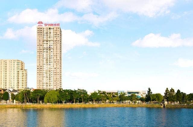 Dự án Chung cư cao cấp Hado Park View – KĐTM Dịch Vọng – Cầu Giấy – Hà Nội – Dự án khẳng định đẳng cấp và uy tín của Tập đoàn Hà Đô trong lĩnh vực Bất động sản