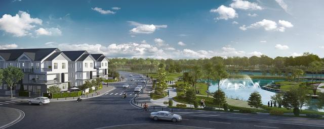 Khu Nhà phố biệt lập an ninh Park Riverside với mức giá chỉ từ 18 triệu đồng/ m2 sở hữu đất có luôn nhà