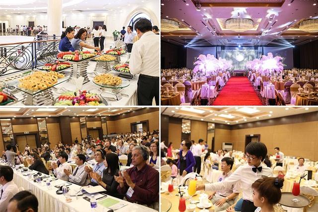 Dịch vụ phòng hội thảo, tiệc cưới đang là một trong những con gà đẻ trứng vàng cho Almaz