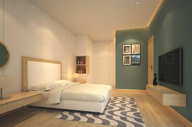 Các căn hộ dự án được thiết kế phù hợp với lối sống của người Việt Nam