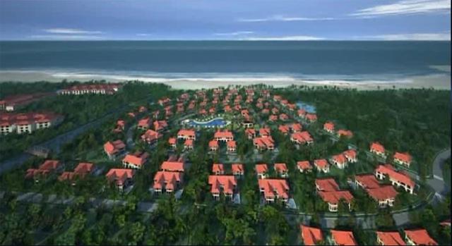 Tổng quan dự án Furama Villas Đà Nẵng