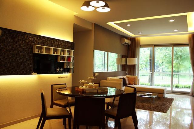 Các căn hộ được thiết kế từ 2 – 3 phòng ngủ có diện tích vừa phải, linh hoạt cho người sử dụng
