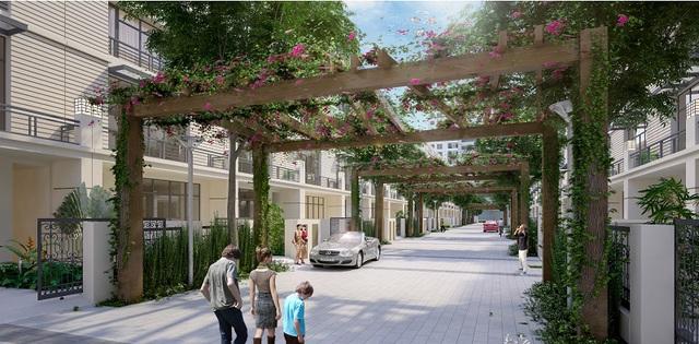 Dự án mới được kỳ vọng sẽ tạo ra nguồn cung lớn cho phân khúc biệt thự, liền kề nội đô