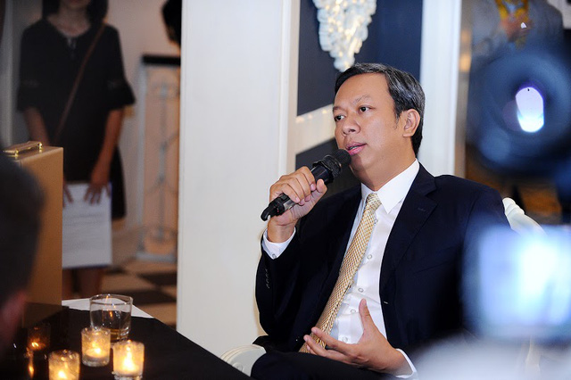 """Phạm Đình Nguyên chia sẻ câu chuyện tri ân tại sự kiện """"Tri ân dẫn lỗi, sải bước thành công"""""""