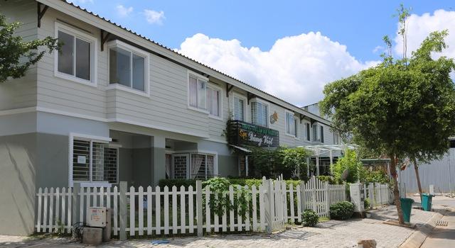 Hình chụp thực tế nhà phố EHome 4 Bắc Sài Gòn