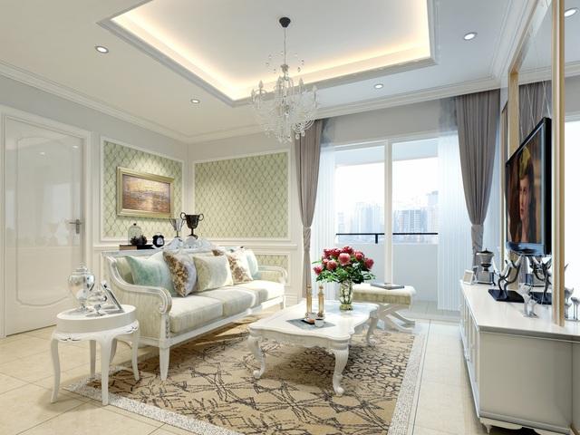 Căn hộ bàn giao nội thất hoàn thiện tại Khu Sapphire – Goldmark City
