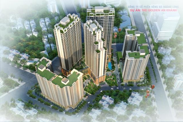 The Golden An Khánh 32T – Dự án vay gói 30.000 tỷ phía Tây Hà Nội