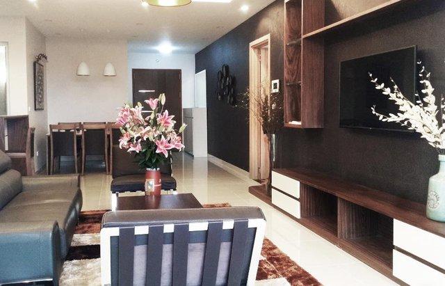 Nhà mẫu A3 của Sun Square nhận được rất nhiều ý kiến phản hồi tốt của khách hàng mua căn hộ