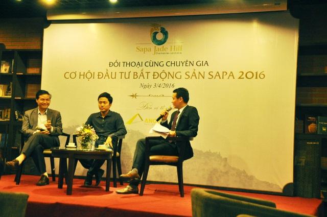 GS.TS Trương Quang Hải trong buổi tọa đàm