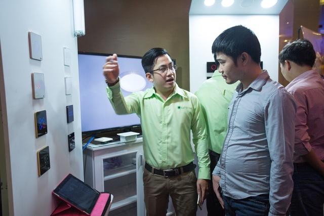 Giải pháp nhà thông minh Lumi - điểm khác biệt lớn nhất của Marina Complex