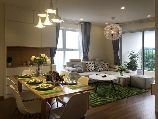 CENPLUS là tổng thầu hoàn thiện nhiều căn hộ tại dự án Parkview Residence