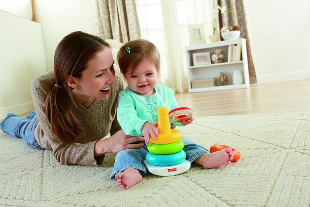 Trẻ học từ cách chơi đùa mỗi ngày - Ảnh 1