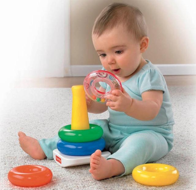 Trẻ học từ cách chơi đùa mỗi ngày - Ảnh 2