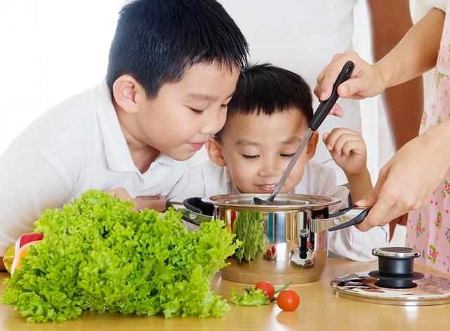 4 mẹo hay để bé không thiếu hụt vi chất dinh dưỡng