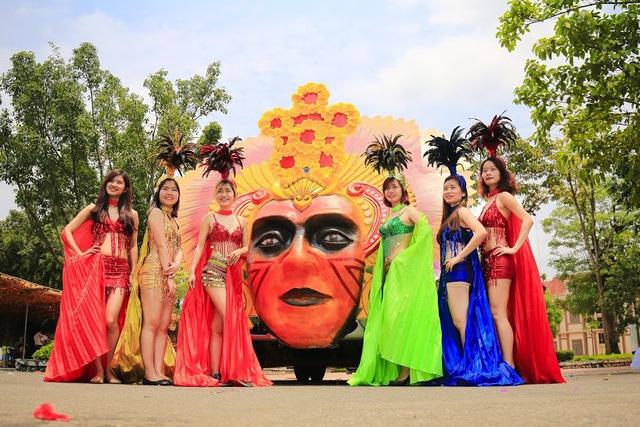 30/4 đến Latino Festival ăn thịt nướng, nhảy samba