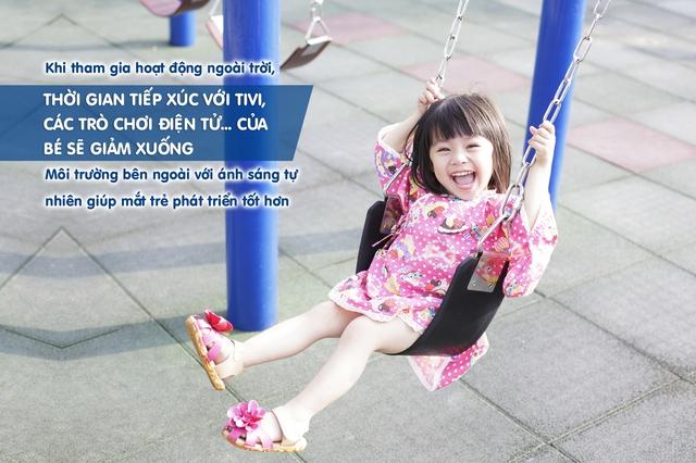 6 lợi ích không ngờ từ việc cho trẻ vui chơi ngoài trời - Ảnh 2