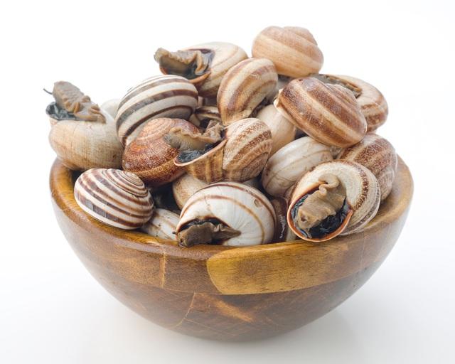 Ngất ngây cùng công thức Escargot - ốc nướng đặc trưng từ Pháp - Ảnh 1.