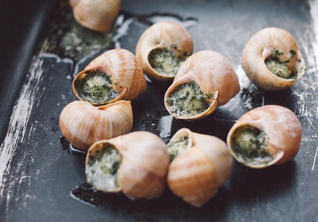 Ngất ngây cùng công thức Escargot - ốc nướng đặc trưng từ Pháp - Ảnh 5.