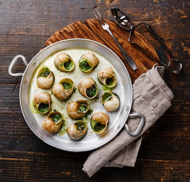 Ngất ngây cùng công thức Escargot - ốc nướng đặc trưng từ Pháp - Ảnh 6.