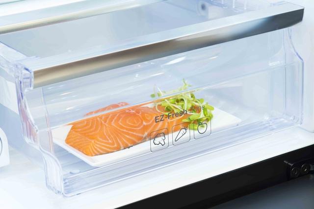 Sashimi cá hồi chuẩn tươi ngon tại nhà - Ảnh 9.