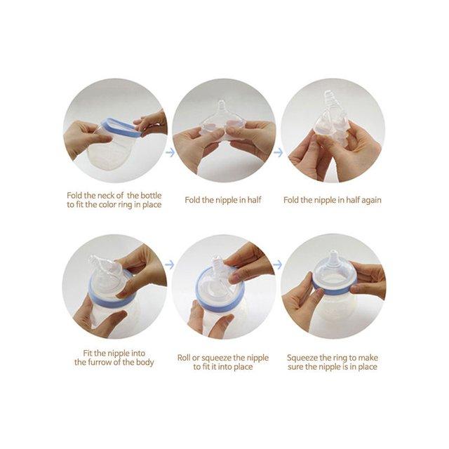 Mamachi – Bình sữa 100% silicone đã có mặt tại Việt Nam - Ảnh 2.