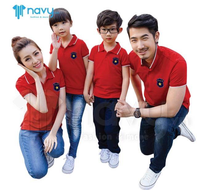 Đồng phục gia đình - những bộ trang phục gắn kết yêu thương cho mọi nhà - Ảnh 3.