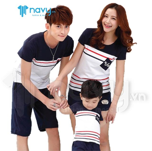 Đồng phục gia đình - những bộ trang phục gắn kết yêu thương cho mọi nhà - Ảnh 5.